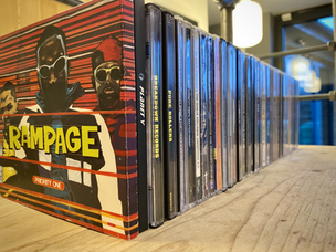 Unmixed Jungle & Drum and Bass CDs