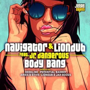 Navigator & Liondub - Body Bang