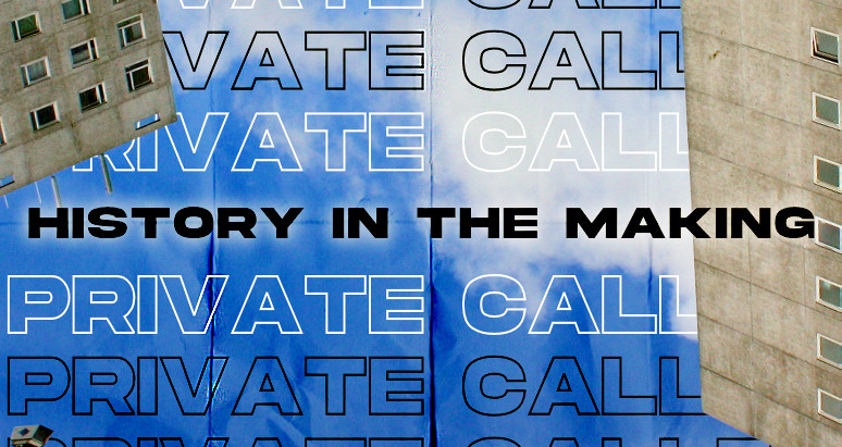 Private Caller - History In the Making EP