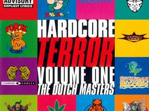Unmixed Hardcore & Gabba CDs