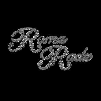 ROMA LOGO v1 roma radz square black diam
