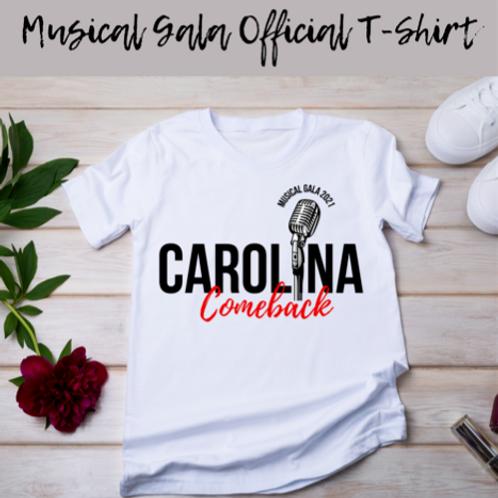 Musical Gala Official T-Shirt