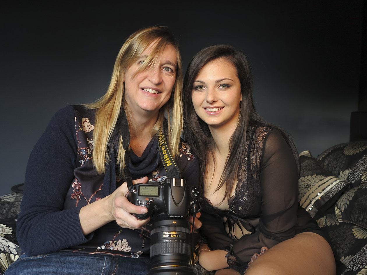 fotoshoot met Lisa