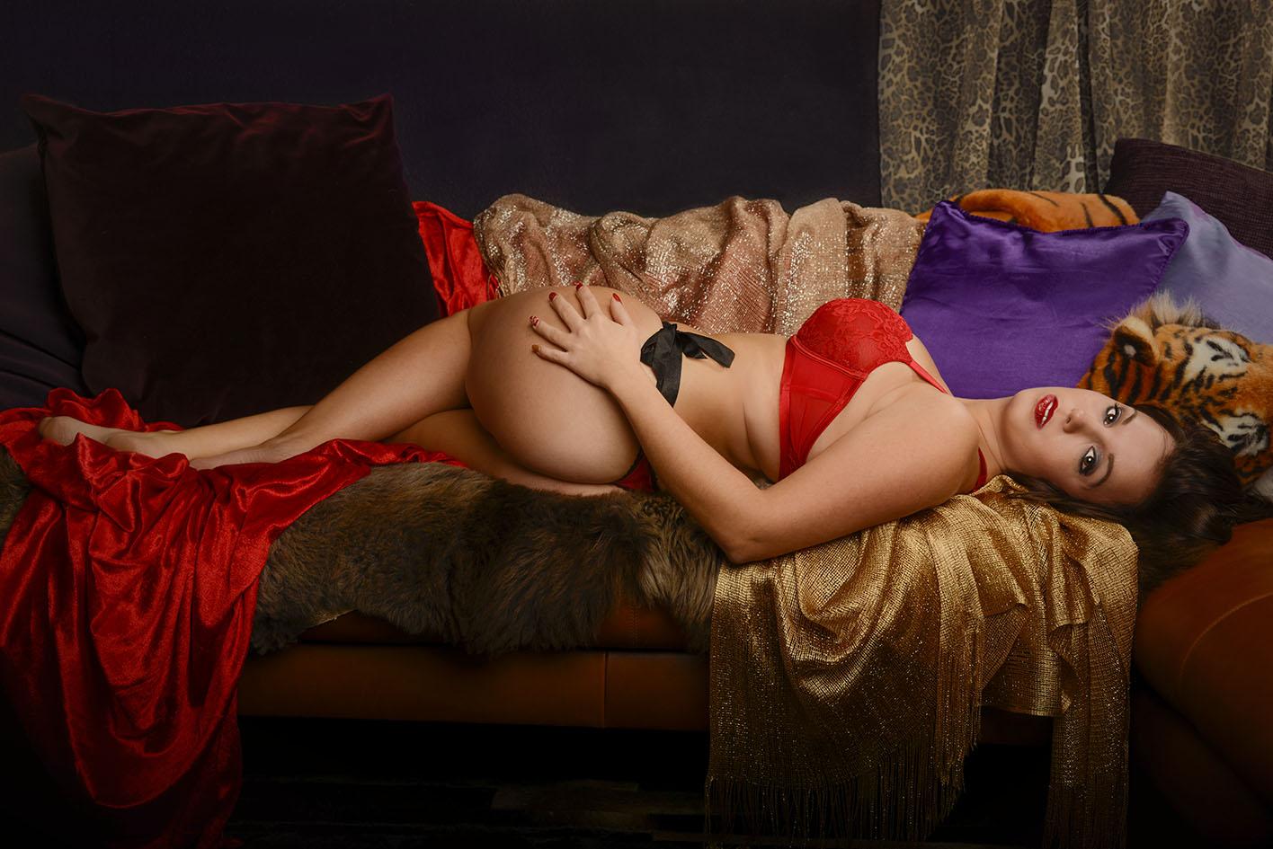 boudoir fotoshoot Aalst