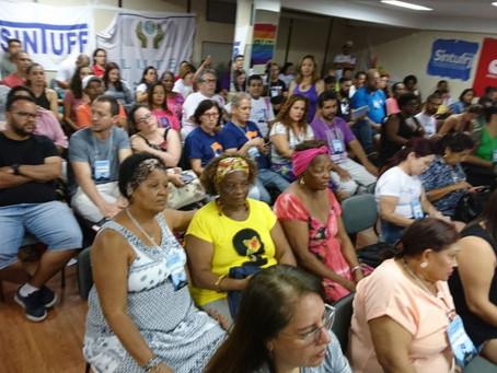 FASUBRA delibera greve a partir de 10 de novembro