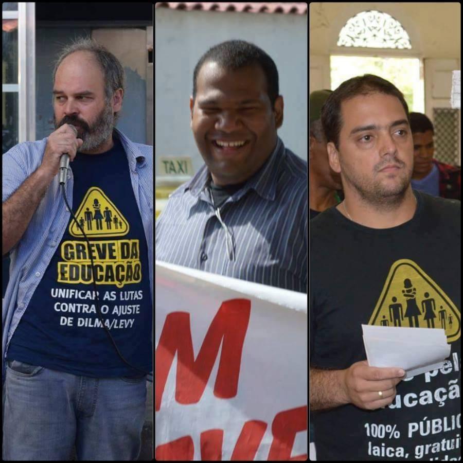 Servidores foram exonerados em retaliação por  exercerem atividade sindical
