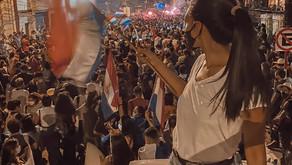 O povo trabalhador do Paraguai mostra o caminho contra a pandemia