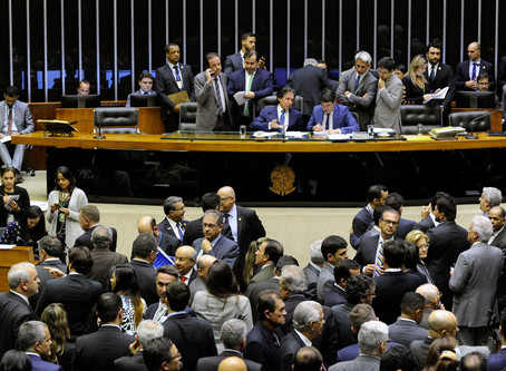 Derrota do governo Temer na aprovação da LDO 2019