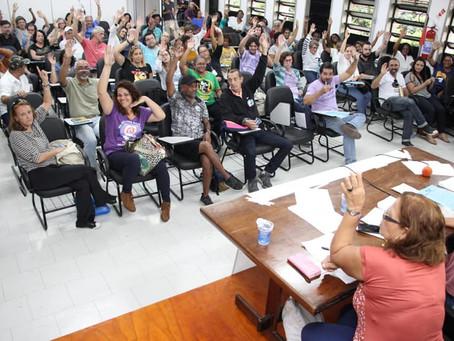 Assembleia define rumos da luta contra o Future-se e pela jornada de 30 horas