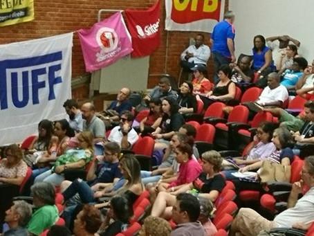 Plenária da FASUBRA desaproveita oportunidade na campanha salarial