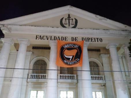 SINTUFF repudia ação do TRE na Faculdade de Direito da UFF