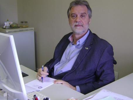 Eleito, Antonio Claudio é nomeado reitor