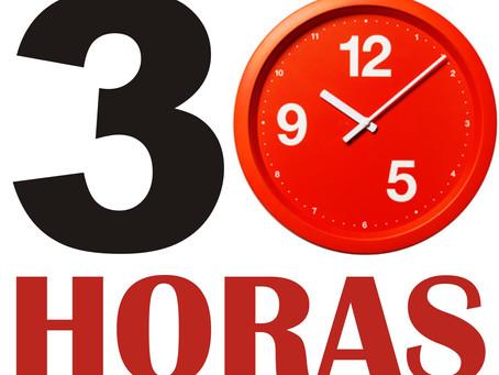 Comissão paritária aprova minuta sobre as 30 horas