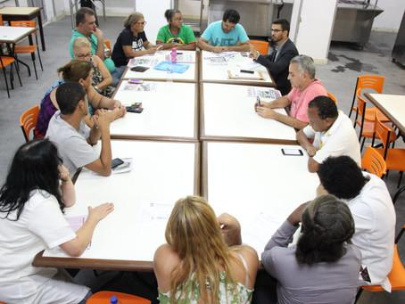Coordenação do SINTUFF acolhe resoluções propostas em reunião no HUAP