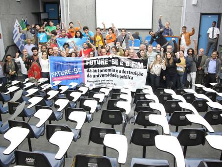 CUV aprova repúdio ao Future-se e Assembleia Comunitária dia 21