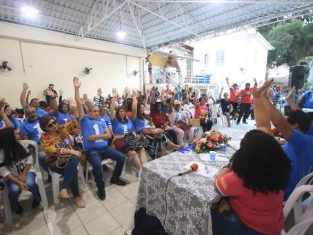 Assembleia define rumos da luta por 30 horas e em defesa do reposicionamento