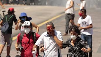 Repúdio ao governo de Pernambuco pela repressão policial ao 29M