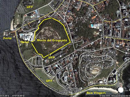 Prefeitura de Niterói e reitoria da UFF querem privatizar Morro da Gragoatá