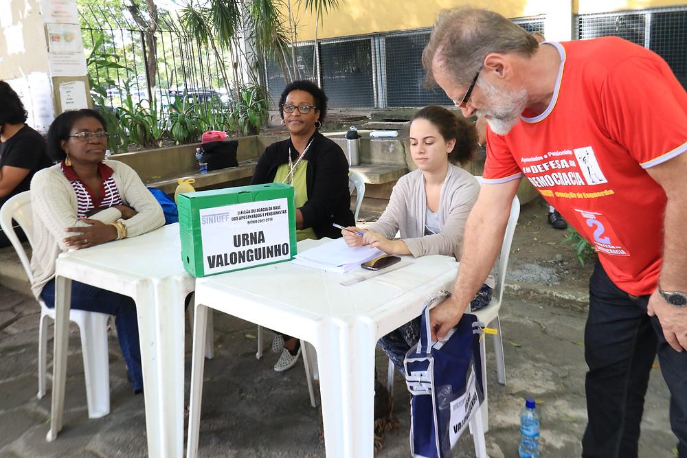 Chapa 2 obteve 24,5% dos votos. Foto: Zulmair Rocha)