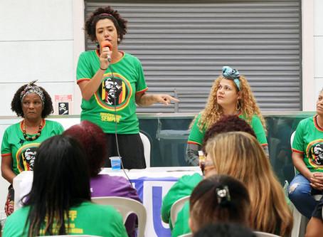 Com presença de deputadas, evento da Consciência Negra mobiliza e entusiasma