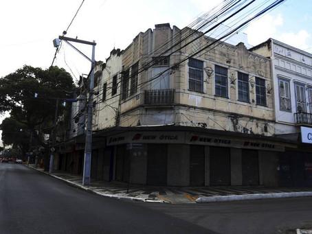 """Não ao """"novo normal"""" que flexibiliza o isolamento social em Niterói"""