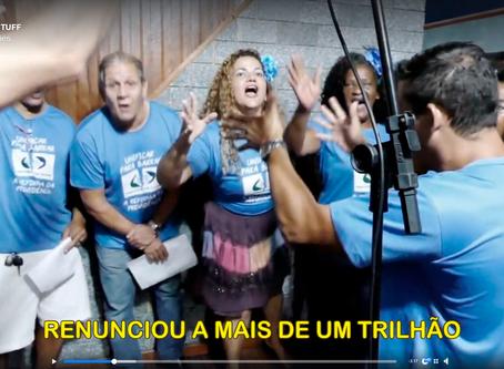 Samba contra a Reforma da Previdência viraliza nas redes sociais