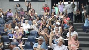 Assembleia propõe que a FASUBRA defenda greve unificada