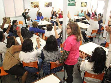 Assembleia do HUAP reafirma greve aprova resoluções