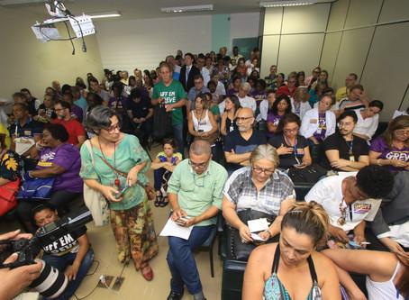 Audiência expõe graves problemas da gestão da EBSERH no HUAP