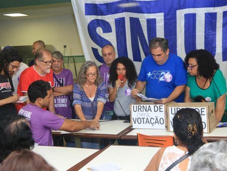 Assembleia de Niterói elege mais 36 delegados da UFF ao XXIII CONFASUBRA