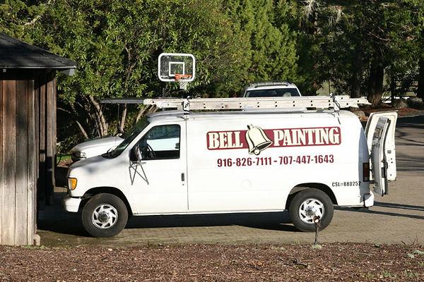 Company Work Van