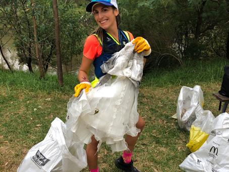 The Plastic Runner - Voices of Regen #11: Karin Traeger