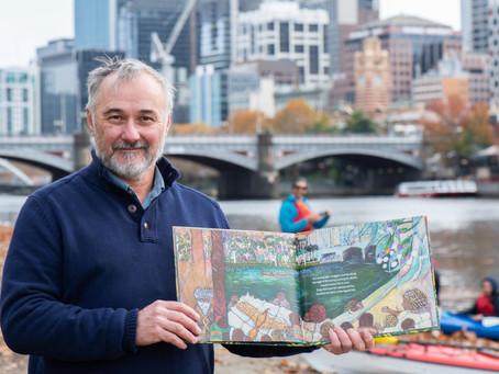 Yarra Riverkeeper - Voices of Regen #12: Andrew Kelly