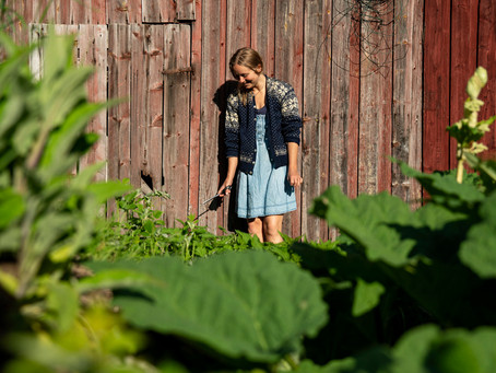 Food Studio - Voices of Regen #3: Cecilie Dawes