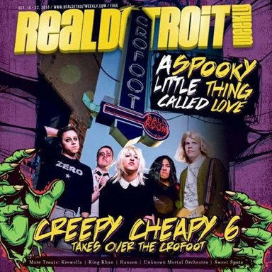Me on the Cover of Real Detroit