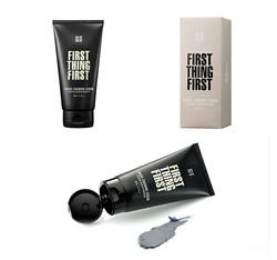 DTRT スクラブ洗顔料 FIRST THING。