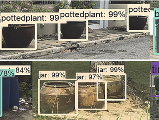 Mosquito control: targeting breeding sites using street view images