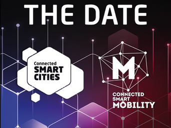 Evento Nacional Connected Smart Cities & Mobility 2021