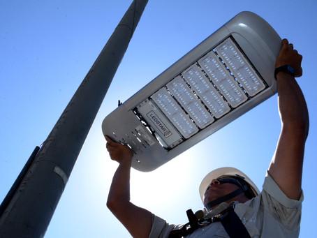 Definida empresa vencedora da PPP da Iluminação Pública de Timbó