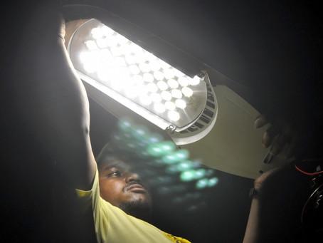 Caixa cria projeto de iluminação em Campinas