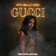 Dj Soraya London Gucci animated artwork