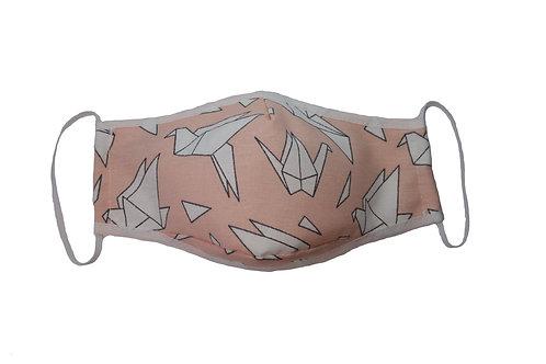 Origamis maszk