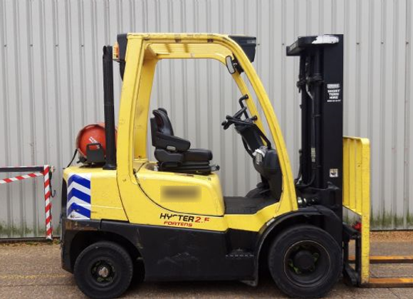Hyster 2.5 - Gas