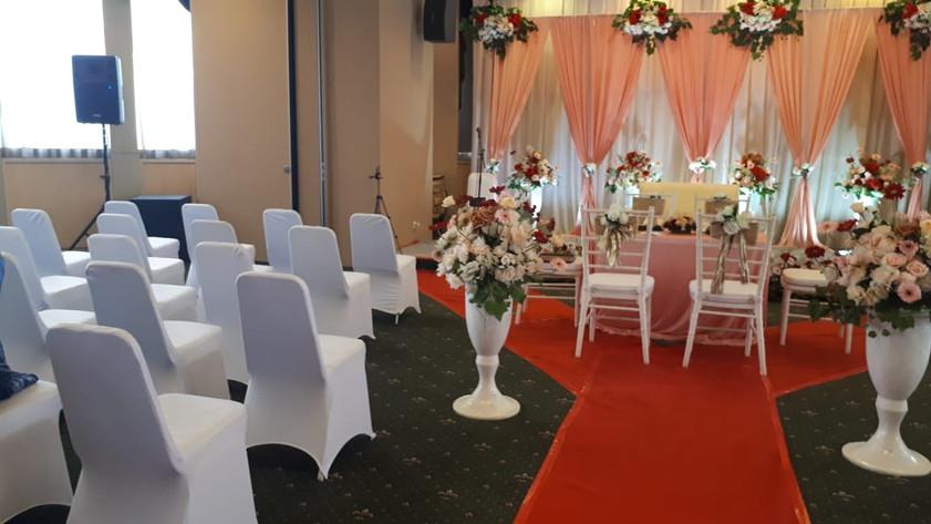 Wedding function room level 16