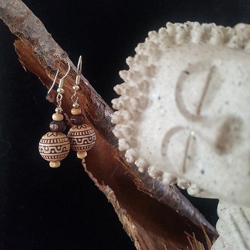 Boucles d'oreilles Bolivia