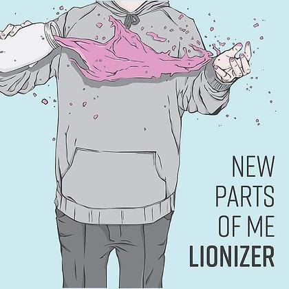Lionizer - New Parts of Me CD