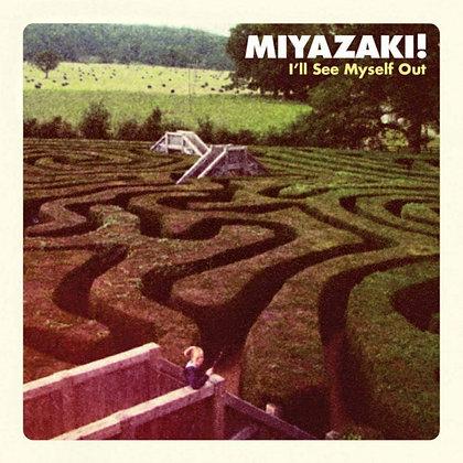 Miyazaki! I'll See Myself Out CD