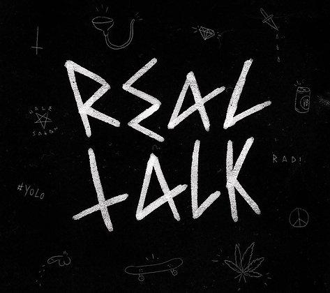 Max Goes To Hollywood - Real Talk CD