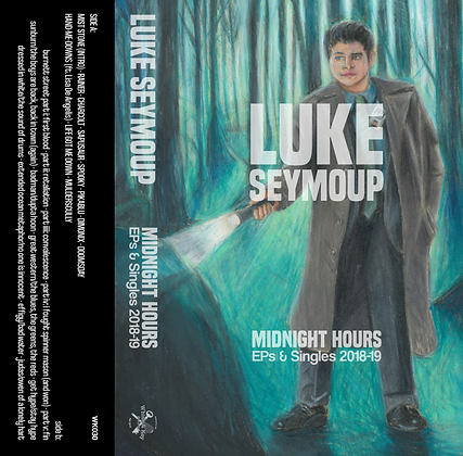 Luke Seymoup - Midnight Hours Cassette