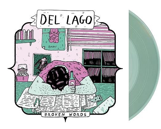 """Del Lago - Broken Words 7"""""""
